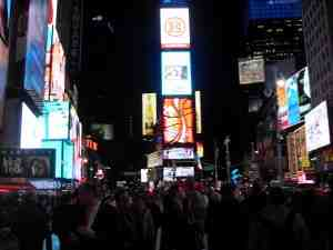 Times Square, Lichtermeer