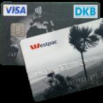 Kreditkarte für Work & Traveller