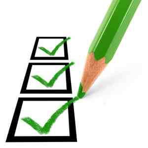 Wer selbst plant, sollte sich eine Liste erstellen, bis wann welche Dinge erledigt werden müssen
