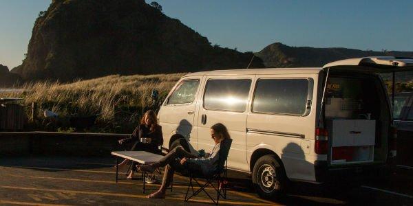 PreSale Campervan Neuseeland